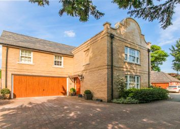 Thumbnail 4 bedroom detached house for sale in Arbofield Drive, Fordham Road, Newmarket