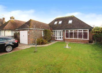 Thumbnail 4 bed detached house for sale in Ruston Park, Rustington, Littlehampton