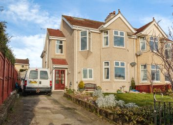Thumbnail 4 bed semi-detached house for sale in Llanrhos Road, Llandudno, Conwy, North Wales