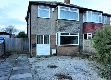 Thumbnail 2 bed semi-detached house for sale in Worthing Street, Wyke