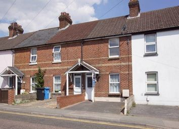Thumbnail 2 bed terraced house for sale in Richmond Road, Lower Parkstone, Poole