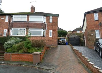 Thumbnail 2 bed semi-detached house to rent in Norton Crescent, Sneyd Green, Stoke-On-Trent