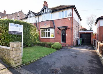 Thumbnail 3 bedroom semi-detached house to rent in Delahays Road, Hale, Altrincham