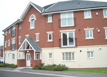 Thumbnail 2 bed flat to rent in Kyle Close, Renishaw