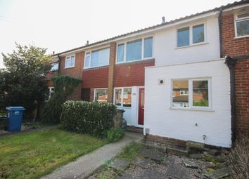 Thumbnail 3 bed terraced house to rent in Foxley Close, Blackwater, Camberley