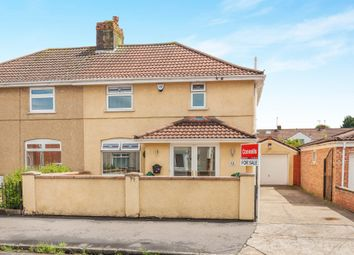 Thumbnail 3 bedroom semi-detached house for sale in Gores Marsh Road, Ashton, Bristol