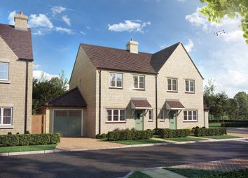 Thumbnail 3 bed semi-detached house for sale in The Blenheim, Deanfield Grove, St Johns Road, Tackley Oxfordshire