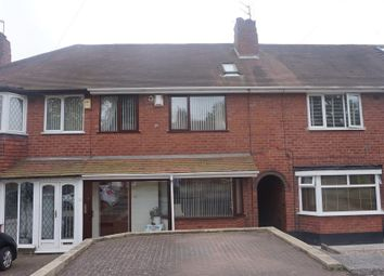 Thumbnail 3 bed terraced house for sale in Sterndale Road, Great Barr, Birmingham