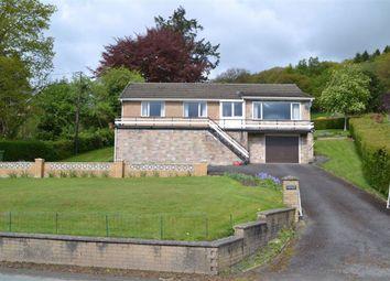 Thumbnail 3 bedroom bungalow for sale in Gerallt, Trefeglwys Road, Llanidloes, Powys