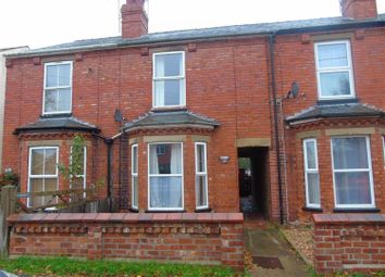 Thumbnail 3 bed terraced house to rent in King Edward Road, Woodhall Spa