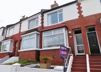 Thumbnail 2 bed terraced house for sale in Kimberley Road, Brighton