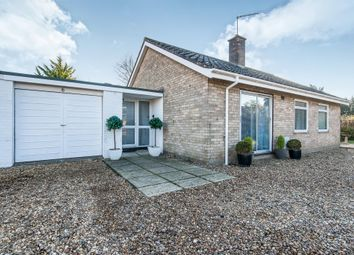 Thumbnail 2 bed detached bungalow for sale in Foster Close, Brundall, Norwich