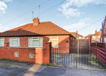 Thumbnail 2 bed semi-detached bungalow for sale in Minster Avenue, York