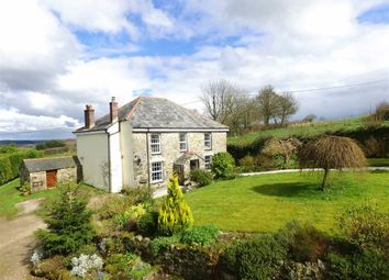 Thumbnail 4 bed detached house for sale in Lanivet, Bodmin