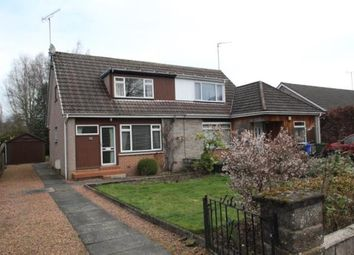 Thumbnail 2 bed semi-detached house for sale in Strathmore Avenue, Dunblane, Stirlingshire