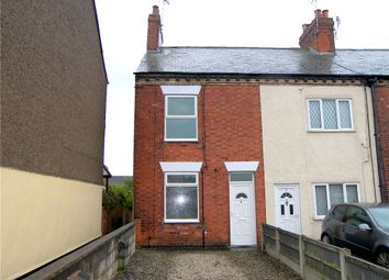 Thumbnail 2 bed end terrace house for sale in Alma Street, Alfreton