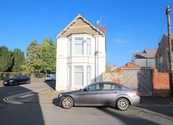 Thumbnail 4 bedroom property for sale in Bruce Street, Roath, Cardiff