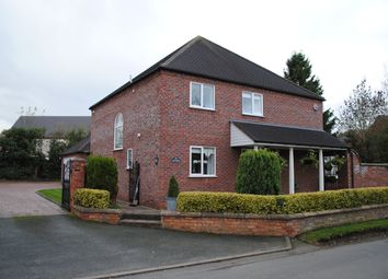 Thumbnail 4 bed detached house to rent in Longford Turning, Market Drayton