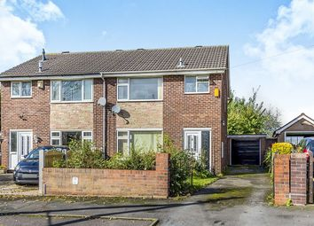 Thumbnail 3 bed semi-detached house for sale in Fenton Road, Bucknall, Stoke-On-Trent
