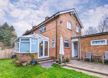 Thumbnail 3 bed semi-detached house for sale in Deverill Road, Sutton Veny, Warminster