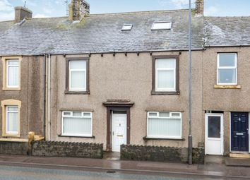 Thumbnail 3 bed terraced house for sale in 34 Station Road, Flimby, Maryport, Cumbria