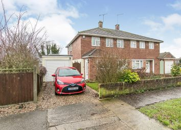 Thumbnail 3 bed semi-detached house for sale in St. Johns Close, Colchester