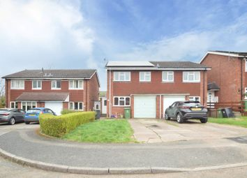 Thumbnail 3 bed semi-detached house to rent in Milcote Close, Redditch
