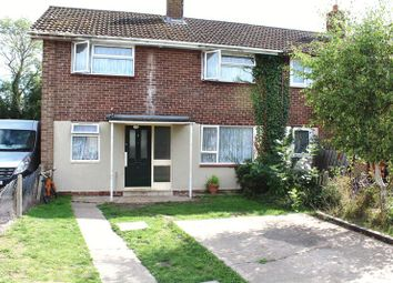 Thumbnail 3 bed end terrace house for sale in Cedar Road, Hythe, Southampton