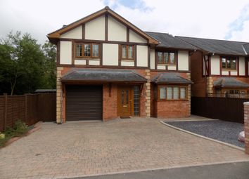 Thumbnail 4 bed detached house for sale in Treforgan Road, Crynant, Neath, Neath Port Talbot.