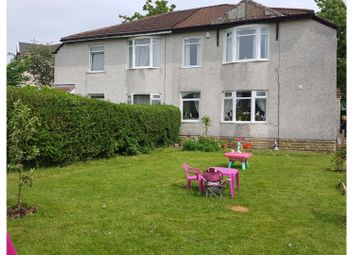 Thumbnail 2 bed flat for sale in Kingsbridge Drive, Glasgow