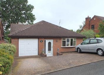 Thumbnail 2 bed detached bungalow for sale in Sandybrook Close, Birchall, Leek