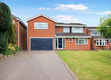 Thumbnail 4 bed detached house for sale in Nash Lane, Acton Trussell, Stafford