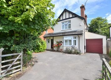 Thumbnail 4 bed detached house for sale in Westover Road, Fleet