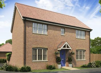 Thumbnail 3 bed detached house for sale in Plot 62, The Lock, Cowley Park, Donington