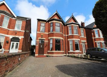 Thumbnail 4 bed semi-detached house for sale in Chester Road, Southport