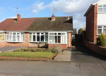 Thumbnail 2 bed semi-detached bungalow for sale in Denleigh Road, Kingswinford