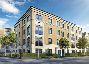 Thumbnail 1 bedroom flat for sale in Priory Gate, Hertford