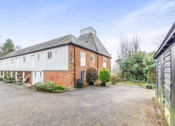 Thumbnail 4 bed end terrace house for sale in Rock Farm Oast, Gibbs Hill, Nettlestead, Maidstone