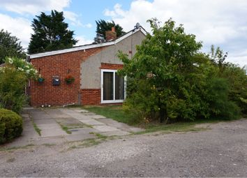 Thumbnail 2 bed bungalow for sale in Sea Lane, Saltfleet