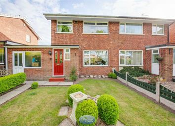 Thumbnail 3 bed semi-detached house to rent in Rochester Close, Worksop, Nottinghamshire