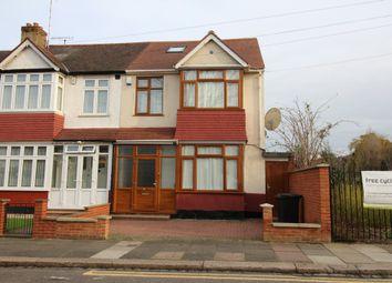 Thumbnail 4 bedroom terraced house to rent in Walpole Road, Tottenham