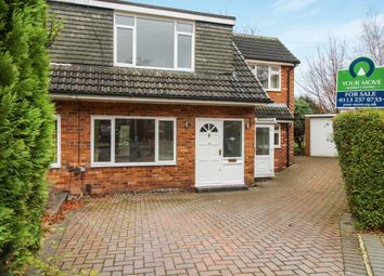 Thumbnail 4 bedroom semi-detached house for sale in Highwood Grove, Moortown, Leeds