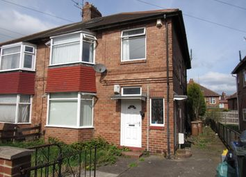 Thumbnail 3 bed flat to rent in Severus Road, Fenham