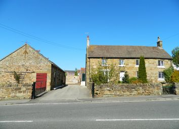 Thumbnail 4 bed farmhouse for sale in Boosbeck, Saltburn-By-The-Sea