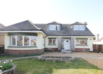 Thumbnail 4 bed bungalow to rent in Somerford Avenue, Highcliffe, Christchurch
