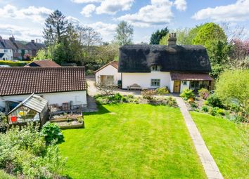 Thumbnail 4 bed cottage for sale in New Road, Haslingfield, Cambridge