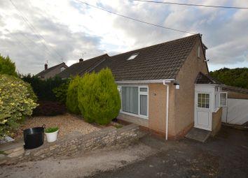 Thumbnail 4 bed semi-detached bungalow for sale in Vivien Avenue, Midsomer Norton, Radstock