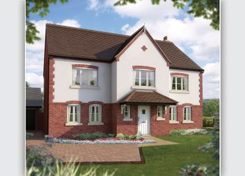 "Thumbnail 5 bed detached house for sale in ""The Truro"" at Bishopton Lane, Bishopton, Stratford-Upon-Avon"