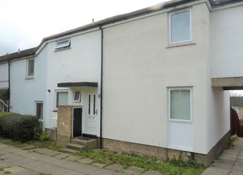 Thumbnail 4 bedroom terraced house to rent in Newton Place, Haverhill, Suffolk