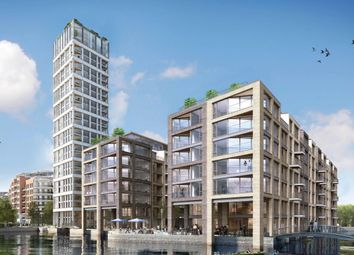Thumbnail 2 bed flat for sale in Chelsea Creek, Lockside House, London